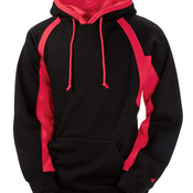 Adult Hook Hooded Blend Fleece