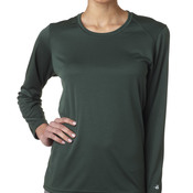 Ladies' B-Dry Core Long-Sleeve Tee