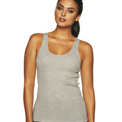 The 2x1 Ladies' Cotton Tank
