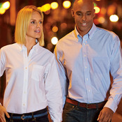 Men's Classic Long-Sleeve Oxford