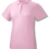 Ladies' ClimaLite Pique Performance Polo