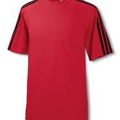 ClimaLite 3-Stripes Golf Performance Tee