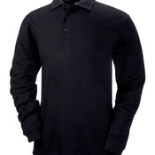 ClimaLite Tour Pique Long-Sleeve Performance Polo