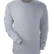 Adult Tagless Long-Sleeve Cotton T-Shirt