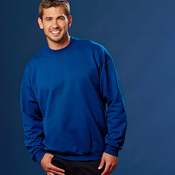 Adult Ultimate Cotton® Crew Neck Fleece