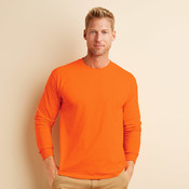 ® Ultra Cotton® Adult Long-Sleeve T-Shirt