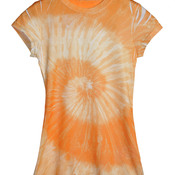 tie-dyes Junior Sublimation-Dyed Polyester Tee