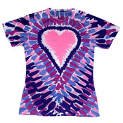 Sublimated Polyester Ladies' Tee