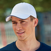 Unconstructed Washed Cotton Sandwich Cap