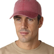 Essentials Pigment-Dyed Unconstructed Cap