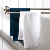 Deluxe Cotton Hemmed Hand Towel