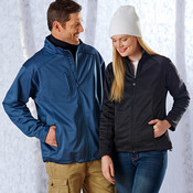 Adult Blend Soft Shell Solid Jacket