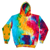 tie-dyes Youth Cotton Spider Hoodie