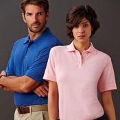 Adult Tall Classic Pique Cotton Polo