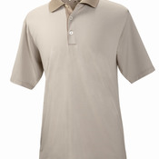 Men's ClimaLite Classic Stripe Performance Polo